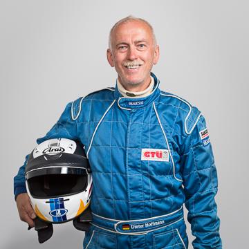 Tourenwagen haigo for Dieter hoffmann